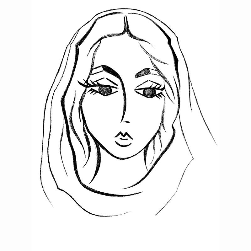 Girl Veil